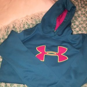 Under armor hoodie